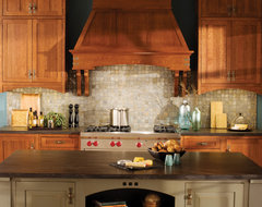 Craftsman Creation traditional kitchen