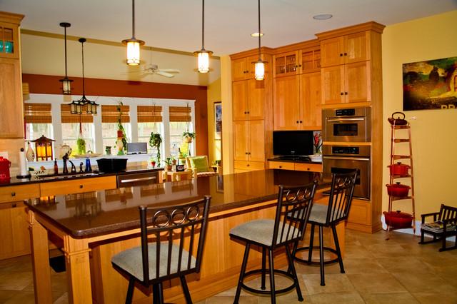 Craftsman Home | Morgantown | Chester County PA craftsman-kitchen