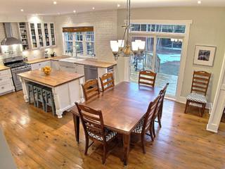 Craftsman House Interior   Traditional   Kitchen   Ottawa