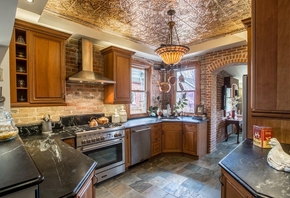 Craftsman Kitchen - Craftsman - Kitchen - Denver - by ...