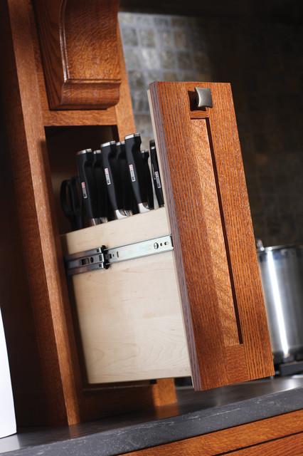 Craftsman Kitchen - Crafty Storage craftsman-kitchen