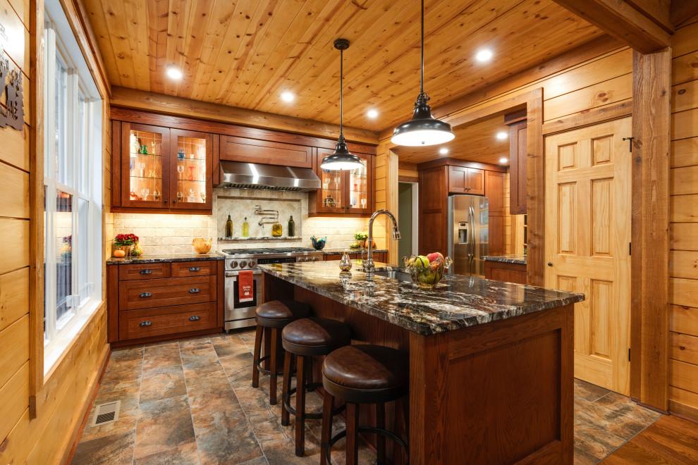 Craftsman Kitchen Design Springfield Va Craftsman Kitchen Dc Metro By Reico Kitchen Bath