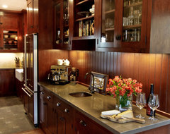 Craftsman Kitchen contemporary kitchen