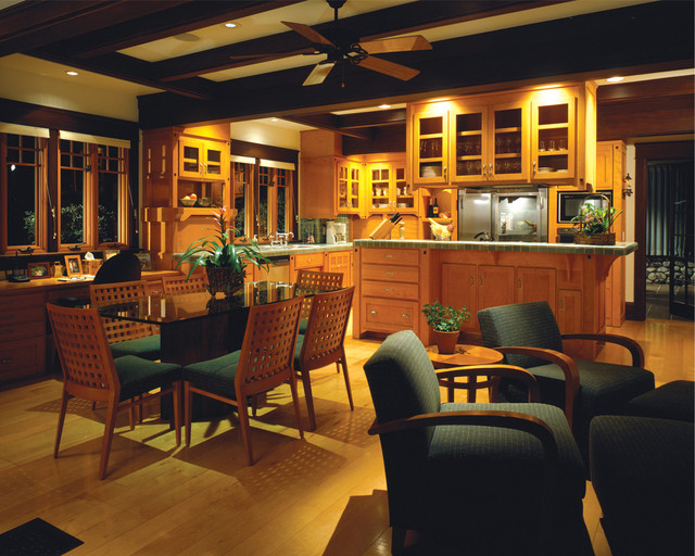 Craftsman Interior