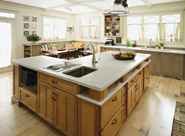 modern kitchen by Kohler