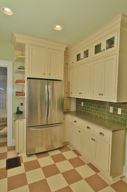 Lexington Bungalow traditional kitchen