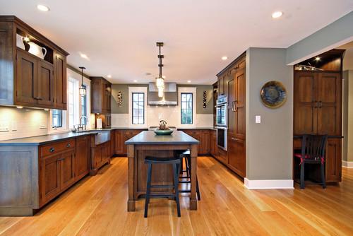 Craftsman Kitchen in Atlanta GA