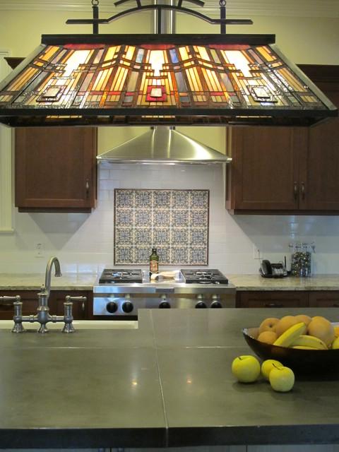 Craftsman Style in SW Florida craftsman-kitchen
