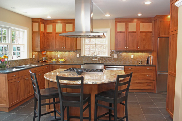 Craftsman Style Kitchen Renovation - Contemporary - Kitchen - Louisville - by Architectural ...