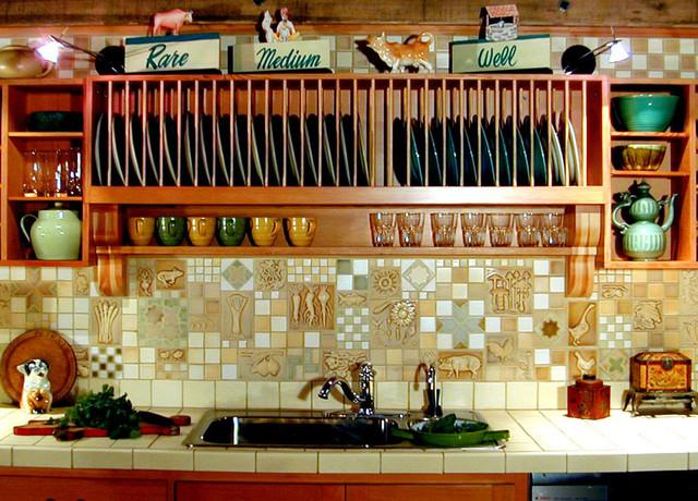 Craftsman Style craftsman-kitchen