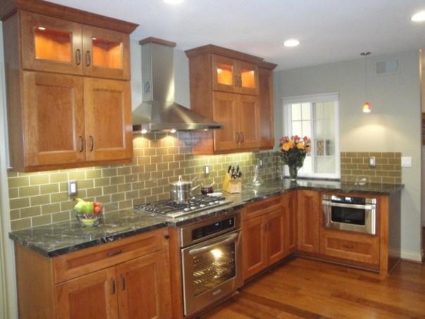 Craftsman Styled Kitchens and Baths craftsman-kitchen