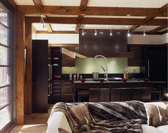 craftsman teahouse craftsman-kitchen