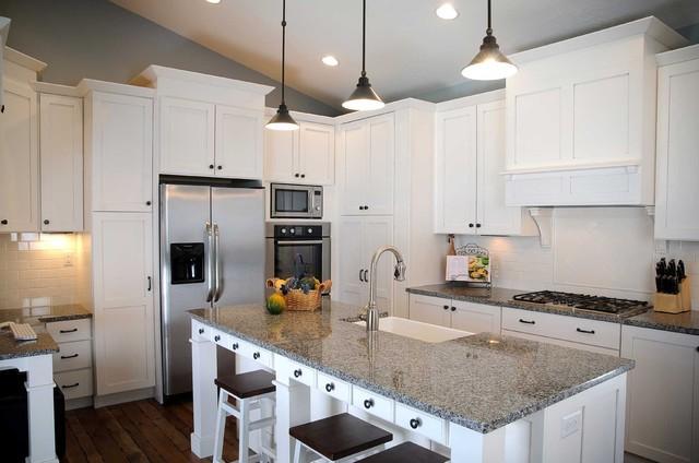 ... Craftsman - Kitchen - Other - by DreamMaker Bath and Kitchen - Utah