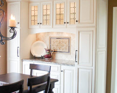 Cranberry Kitchen Remodel traditional-kitchen