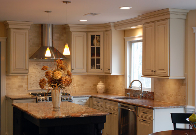 Toned Kitchen Traditional Tampa Style Llc Island Toned Kitchen Traditional Tampa Style Llc