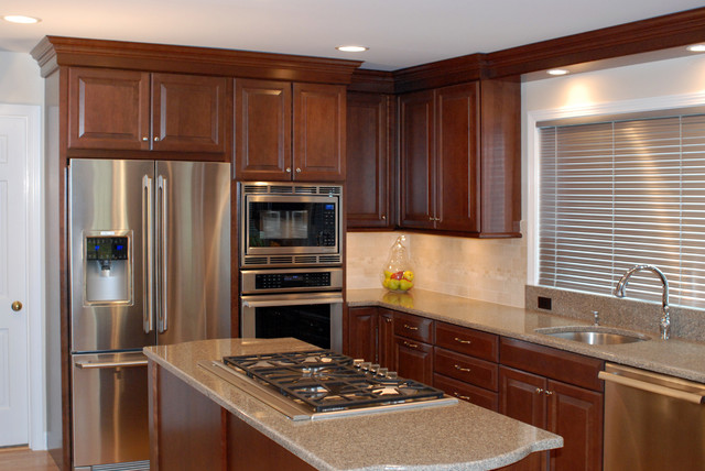 Cranbury Design Center traditional-kitchen