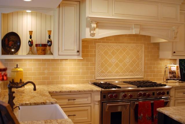Cranbury Design Center traditional-kitchen