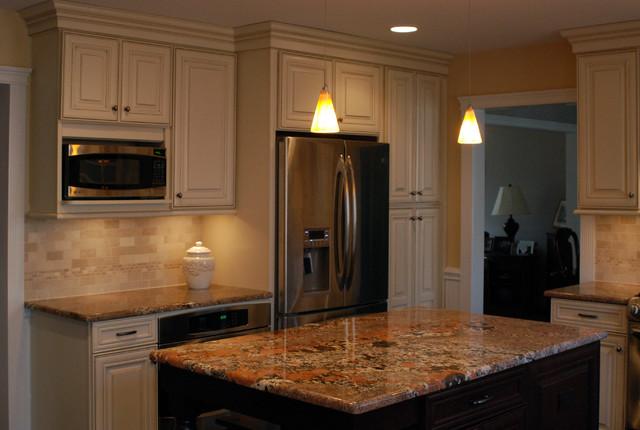 Cranbury design center traditional kitchen - Miami design center kitchen bath closets ...