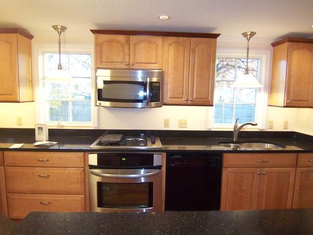 ... - Transitional - Kitchen - providence - by Modern Yankee Builders
