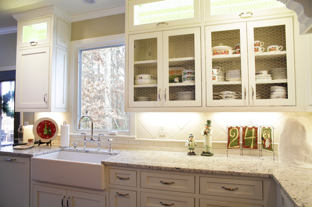 CRC Residence traditional kitchen