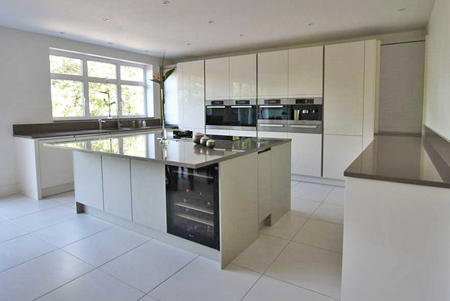 Cream Kitchen By LWK Kitchens London  Modern  Kitchen  other metro