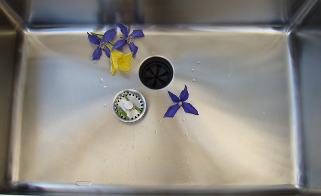 UltraClean Seamless Sink Photo Gallery traditional