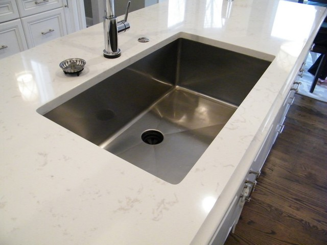 Create Good Sinks in Los Angeles - Contemporary - Kitchen ...