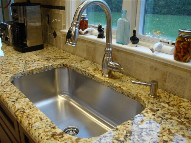 Oversized Sinks Kitchen : Kitchens Sinks Homes Decoration Tips
