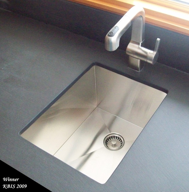 Zero Radius Undermount Sink,  Model: UC-SS-0Ri-S15 (16G) kitchen