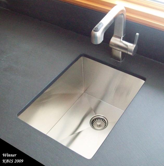 Zero Radius Undermount Sink, Model: UC-SS-0Ri-S15 (16G) - Kitchen ...