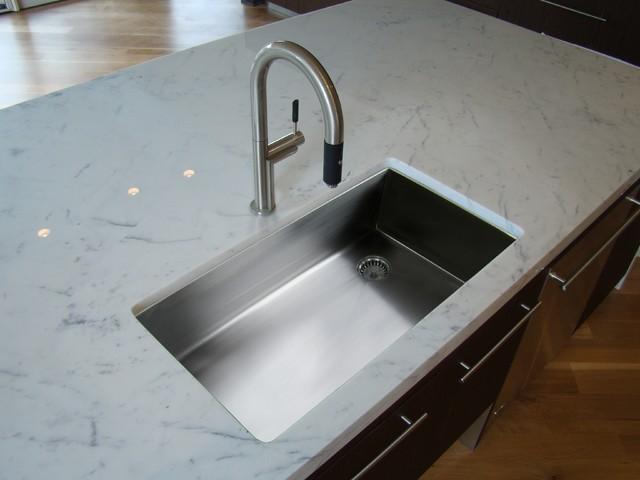 Create Good Sinks in Los Angeles - Modern - Kitchen - Cincinnati ...