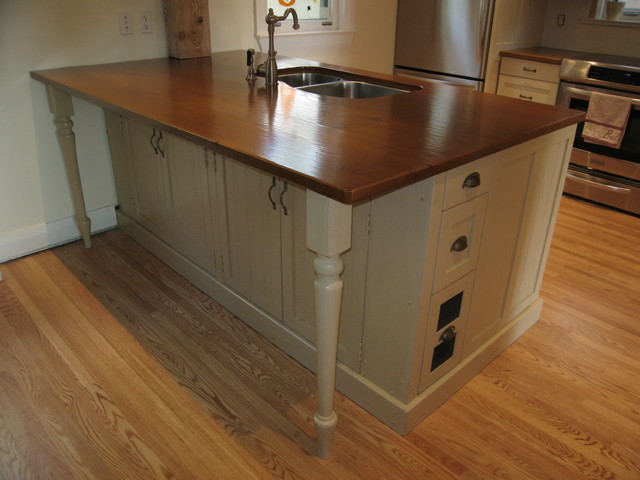 CREATING UNEXPECTED FUNCTION IN FORM traditional-kitchen