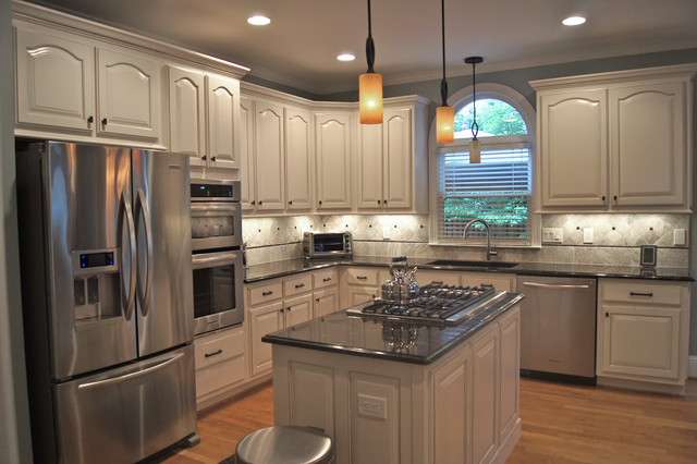Creative Cabinets and Faux Finishes, LLC traditional kitchen