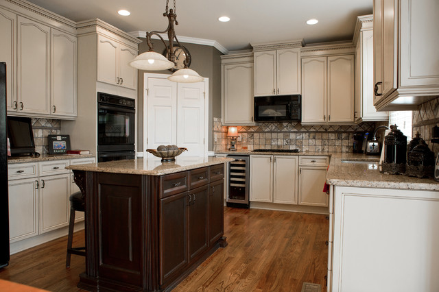 Creative Cabinets and Faux Finishes, LLC - Traditional - Kitchen - Atlanta - by Creative ...