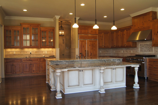 Creative Cabinets and Faux Finishes, LLC - Eclectic - Kitchen ...