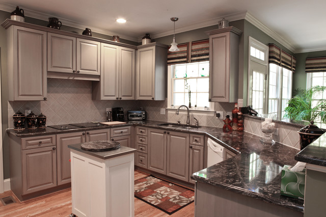 Creative Cabinets and Faux Finishes, LLC - Modern - Kitchen ...