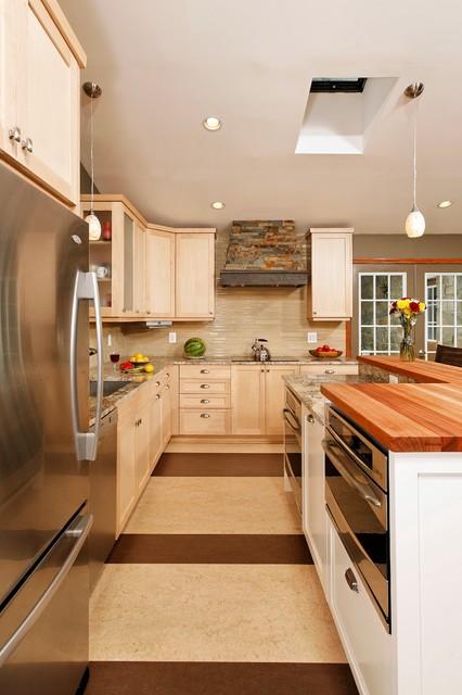 Creative Kitchen Renovation eclectic-kitchen