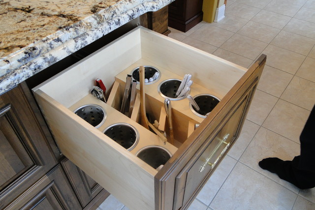 Creative Kitchen Storage - Kitchen - Boston - By Zarrillo'S Custom