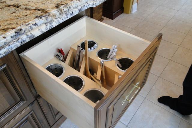 Creative Kitchen Storage Kitchen By Zarrillo 39 S Custom Design Kitchens Inc