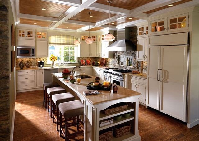 Creativity Imagined Arts & Crafts Kitchen contemporary kitchen
