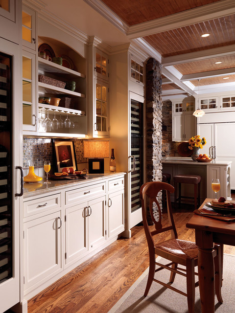 Creativity imagined arts crafts kitchen contemporary for Arts and crafts kitchen cabinets