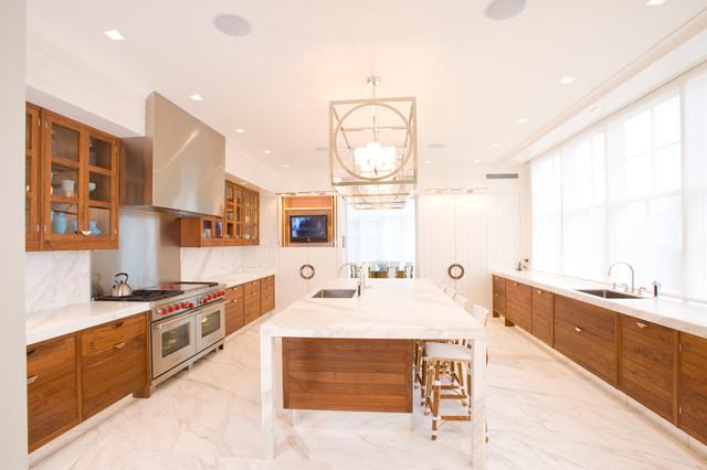 Crescendo Installed Systems contemporary-kitchen