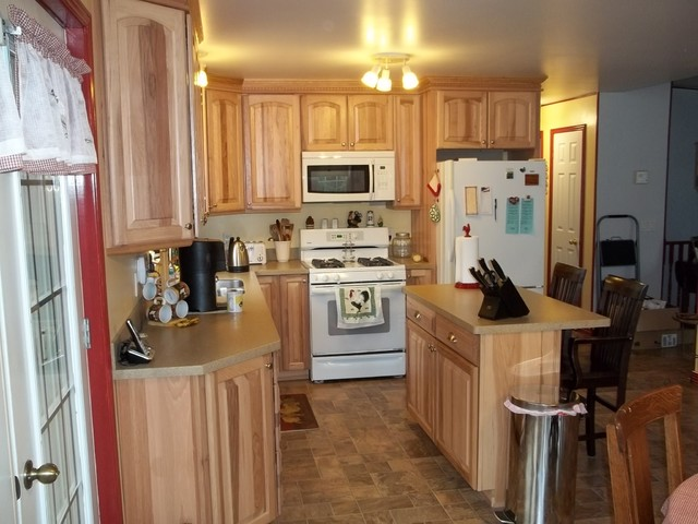 Cressman - Vacation Home traditional-kitchen