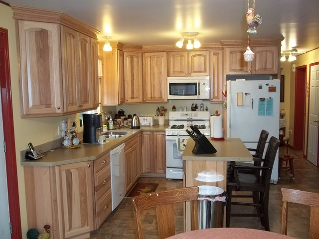 Cressman Vacation Home Traditional Kitchen Other