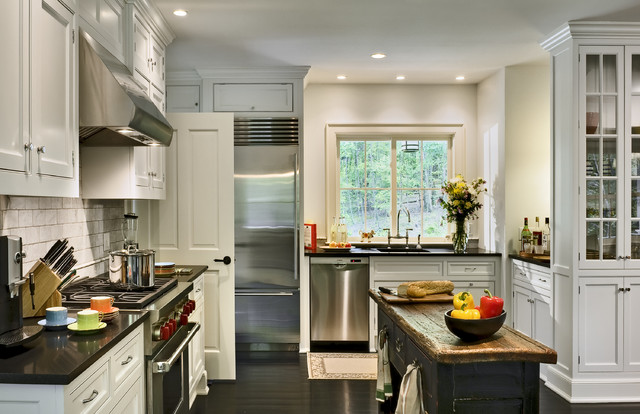 pro kitchen cabinets crisp architects traditional kitchen new york by 1662