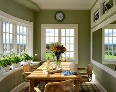 Crisp Architects traditional-kitchen