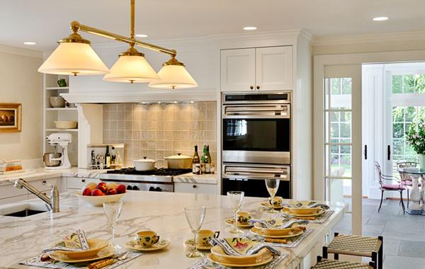 Crisp Architects farmhouse-kitchen