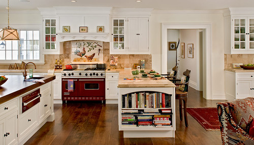 Where Can We Find The Rooster Backsplash Tiles Seen In