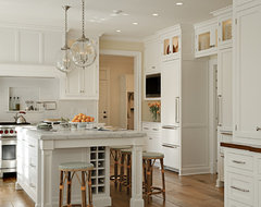 Crisp Architects traditional-kitchen