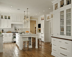 Crisp Architects traditional kitchen